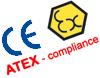 CE ATEX compilance