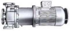ALLMAG CNB-M - Pompy wirowe odśrodkowe chemoodporne z korpusem spiralnym ze sprzęgłem magnetycznym blokowe