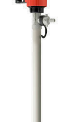 F 430 PP-100/50 - Pompy do dużych zbiorników, z uszczelnieniem mechanicznym