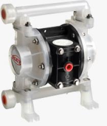 FDM 10 - Pompy membranowe z napędem pneumatycznym z tworzyw sztucznych, o wydajności do 40 l/min