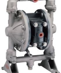 FDM 12 S - Pompy membranowe z napędem pneumatycznym ze stali nierdzewnej 1.4571, o wydajności do 55 l/min
