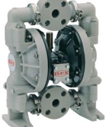 FDM 25 - Pompy membranowe z napędem pneumatycznym z tworzyw sztucznych, o wydajności do 178 l/min