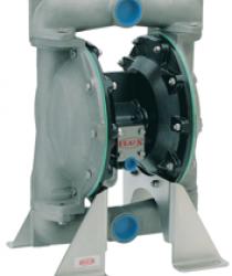 FDM 40 AL/S/GG - Pompy membranowe z napędem pneumatycznym ze stali nierdzewnej 1.4571, aluminium lub żeliwa szarego o wydajności do 380 l/min