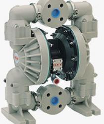 FDM 40 - Pompy membranowe z napędem pneumatycznym z tworzyw sztucznych, o wydajności do 380 l/min