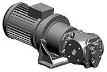 LPE - Pompa wrzecionowa do cieczy smarnych, niskociśnieniowa