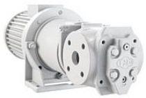 LPE OptiLine - Pompa wrzecionowa ze sprzęgłem magnetycznym do cieczy smarnych, niskociśnieniowa