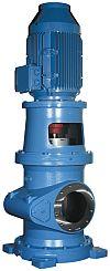 LPQ - Pompa wrzecionowa do cieczy smarnych, niskociśnieniowa