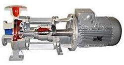 NBT - Pompy wirowe wysokotemperaturowe do oleju grzewczego (do 350°C) blokowe