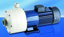 RM MS - Pompy wirowe hermetyczne ze sprzęgłem magnetycznym wielostopniowe