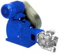 S75 Inox - Pompy z wirnikiem elaPompy z wirnikiem elastycznym, jednotłokowe do pras filtracyjnych