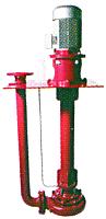 FV - Pompy wirowe odśrodkowe pionowe zanurzalne z otwartym wirnikiem
