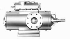 SM - Pompy wrzecionowe do palników olejowych i hydrauliki olejowej, średniociśnieniowe