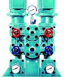 ZAS / ZASV - Pompy wrzecionowe do palników olejowych i hydrauliki olejowej