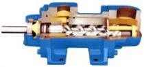 3D-Pompa trójwrzecionowa do tłoczenia cieczy smarnych, ropy naftowej, paliw