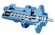 4T/4U & 6T/6U - Pompa trójwrzecionowa do kompresorów, średnio- wysokociśnieniowa
